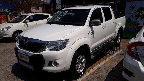 Toyota Hilux Cabine Dupla Hilux 2.7 Flex 4x2 Cd Sr (aut) Fl