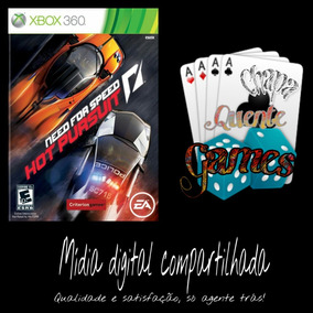Need For Speed Hot Pursuit Digital + Brinde Xbox 360