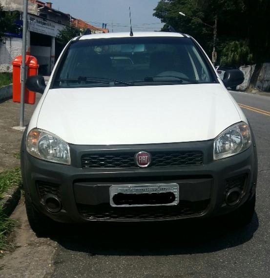 Fiat Strada 2015 Modelo 2016 - Completa