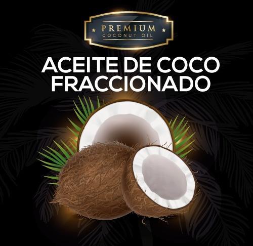 Aceite De Coco Fraccionado [19 Litros]