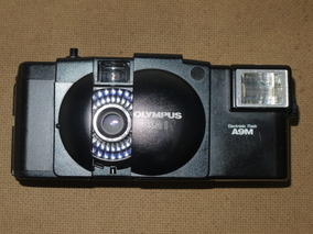 Câmera Fotográfica Olympus Xa 1 ,funcionando Lomo Trip 35mm