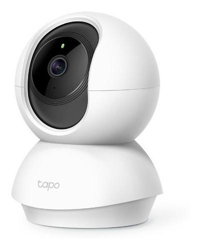 Imagem 1 de 5 de Câmera De Segurança Tp-link Wi-fi 1080p 360 Graus  Tapo C200