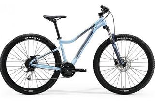 Bicicleta Merida Juliet 7.100 Mujer Palermo 27 Vel Disc Hidr