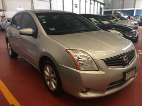 Nissan Sentra 2012 2.0 Emotion Ee Cvt Electrico A/a Rines
