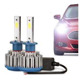 Kit Xenon Led Lampada Carro H1 H3 H7 H8 H9 H11 Hb3 Hb4