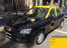 Busco Chofer De Taxi - Corsa Classic 2016