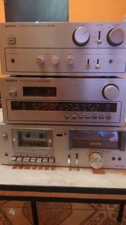 Potencia Sony - Ta 1630 Sintonizador Sony Am/fm - St 2950s C