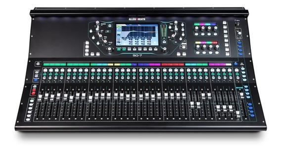 Allen Heath Sq 7 Mixer Digital Sq7 48 Canais Touchscreen