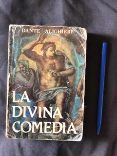 La Divina Comedia Dante Alighieri Edición 1921 Antigüedad