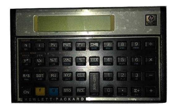 Calculadora Multi Funcional Hp 12 C