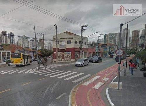 Prédio À Venda, 509 M² Por R$ 1.850.000,00 - Água Rasa - São Paulo/sp - Pr0341