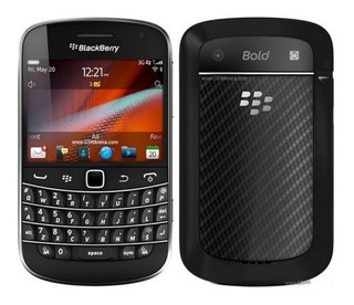 Blackberry Bold Touch 9900 Smartphone 8gb 5mp Black
