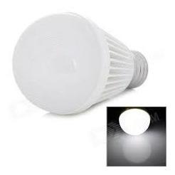 Lámpara Led Bulbo 12w Blanco Frío Bajo Consumo Equivale 100w