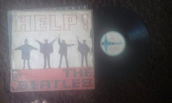 Lp The Beatles Help 1965 Original