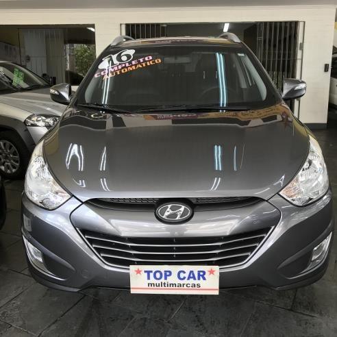 Hyundai Ix35 2.0 Gls 2016 Automatica - Top De Linha