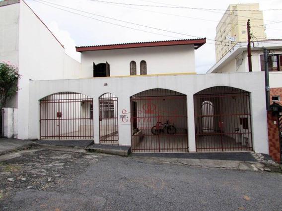 Sobrado Alto Padrão Á Venda - Santana - So0146