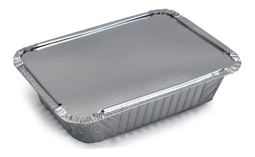 Bandeja De Aluminio D-6 Caja X100