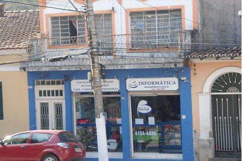 Imagem 1 de 4 de Salão Com 3 Dorms, Centro, Santana De Parnaíba - R$ 3.000.000,00, 491,64m² - Codigo: 161500 - V161500