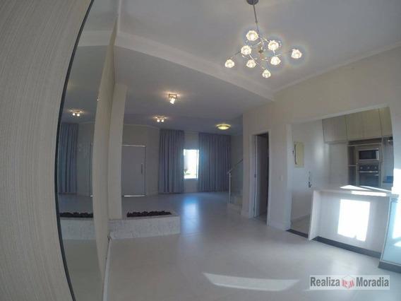 Sobrado Em Condomínio 03 Dormitórios, Sendo 01 Suíte, Quintal Com Churrasqueira, 02 Vagas, Na Granja Viana, Cotia. - Ca0358