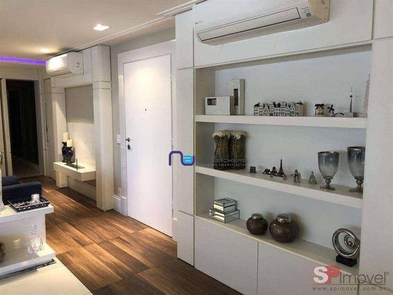 Apartamento Com 4 Dormitórios À Venda, 210 M² Por R$ 2.340.000 - Parque Da Mooca - São Paulo/sp - Ap4090