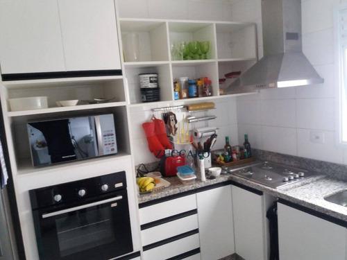Apartamento À Venda, 140 M² Por R$ 900.000,00 - Vila Milton - Guarulhos/sp - Ap16667
