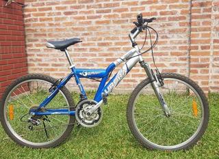 Bicicleta Aurora Rodado 24