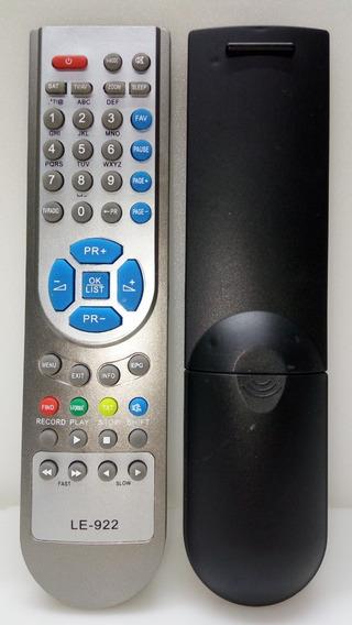 Controle Remoto Conversoraz Le-922 Novo