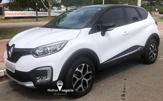 Renault Captur Intense 1.6 16v Flex Aut. 2019 Branca