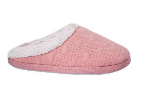 Pantunfla Dama Shosh Confort Rosa 176244 T+1 1-19p