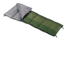 Bolsa De Dormir Sleeping Summer Camp 40º Verde Wenzel 49661