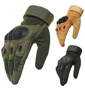 Guantes Moto Tacticos Militar Paintbal Airsoft Calidad 100%