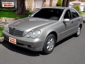 Mercedes Benz Clase C200 Kompressor