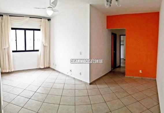 Apartamento Com 2 Dormitórios Para Alugar, 60 M² Por R$ 1.200,00/mês - Jardim Aquarius - São José Dos Campos/sp - Ap1244