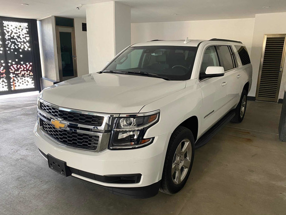 Chevrolet Suburban 5.4 Lt Piel Cubo At 2019