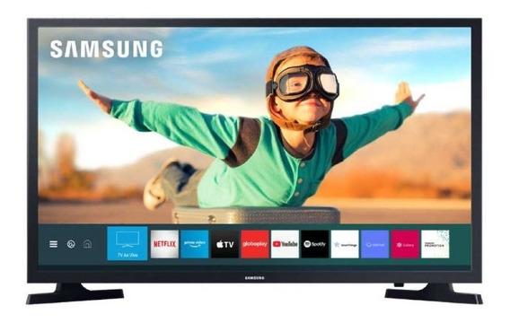Smart Tv Samsung 32 Tizen Hd 2020 Un32t4300agxzd Conversor D