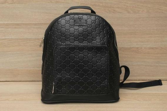 nuevo producto 26919 7ffe0 Mochila Gucci Hombre - Ropa, Bolsas y Calzado en Mercado ...
