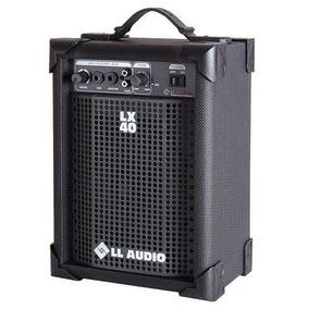Caixa Amplificada Ll Audio