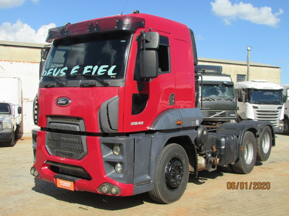 Ford Cargo 2842 6x2 - Completo