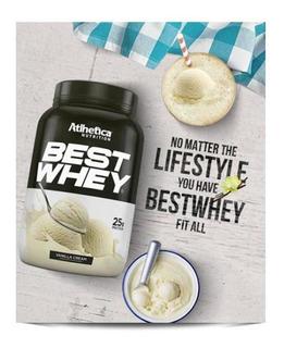 Best Whey (unidade-35g) Atlhetica Nutrition-vanilla Creme