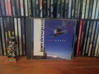 Jamiroquai Light Years Cd Maxi Usa 1995 Funk Acid Jazz