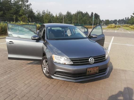 Volkswagen Jetta 2015 4p Trendline L5/2.5 Transmisión Autom
