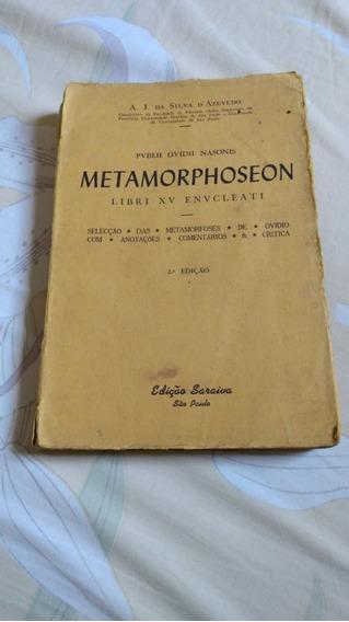 Metamorphoseon De A. J. Da Silva Azevedo 2* Edicao19