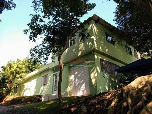 Imagem 1 de 2 de Chácara Com 3 Dormitórios À Venda, 2000 M² Por R$ 1.272.000 - Tucuruvi - São Paulo/sp - Ch0458