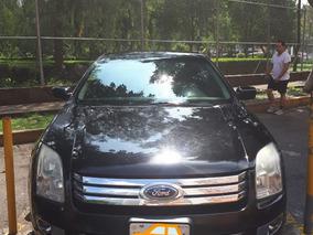 Ford Fusion Sel V6 Piel Mt 2008