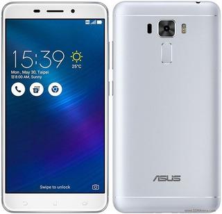 Asus Zenfone 3 Laser 32gb Color Plata Desbloqueado