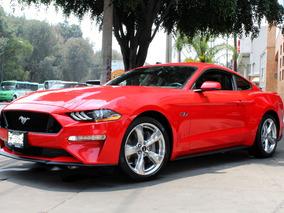 Ford //mustang Gt V8// 2018 Re-estrene!! Piel, Gps, Xenon