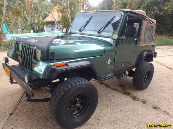 Jeep Wrangler Yj Mt 3800