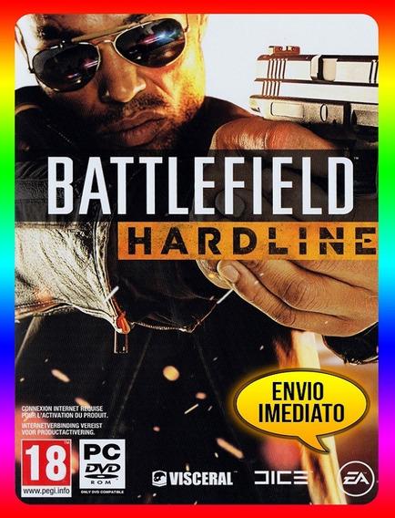 Battlefield Hardline Pc - Original Origin Key (envio Já)