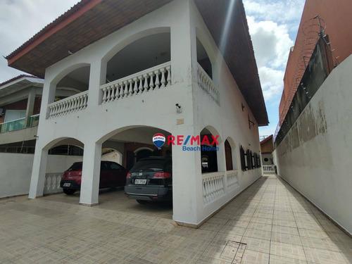 Casa Com 4 Suítes À Venda, 353 M² Por R$ 1.300.000 - Enseada - Guarujá/sp - Ca0283