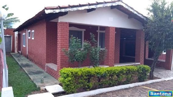 05959 - Casa De Condominio 2 Dorms, Mansoes Das Aguas Quentes - Caldas Novas/go - 5959